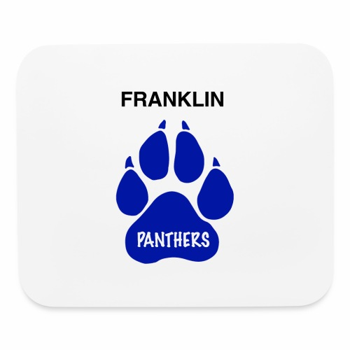 Franklin Panthers - Mouse pad Horizontal