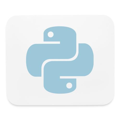 Python Logo - Mouse pad Horizontal