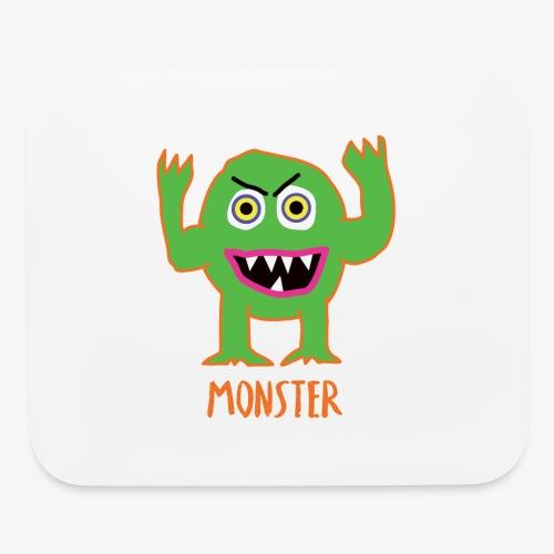 Monster - Mouse pad Horizontal