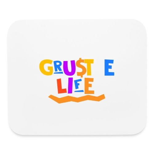 GRUSTLE LIFE MY BROTHER AND ME - Mouse pad Horizontal