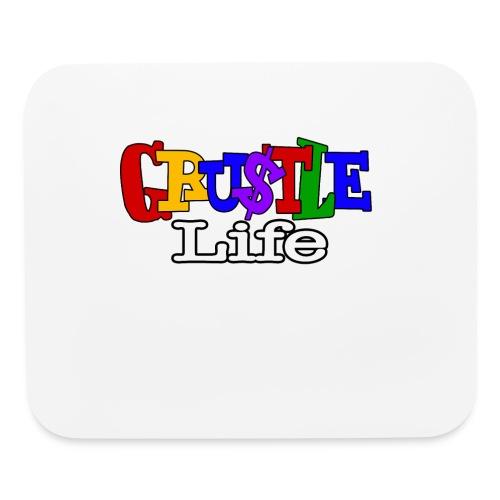 GRUSTLE LIFE LIVING SINGLE - Mouse pad Horizontal