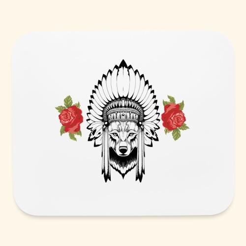 WOLF KING - Mouse pad Horizontal
