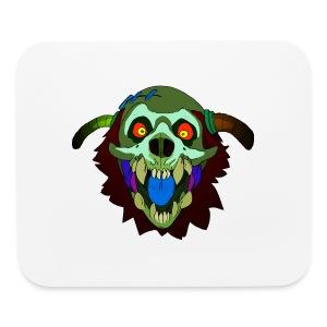 Dr. Mindskull - Mouse pad Horizontal
