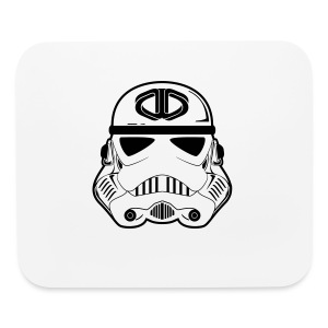 Drone Manipulation - Storm Trooper - Mouse pad Horizontal