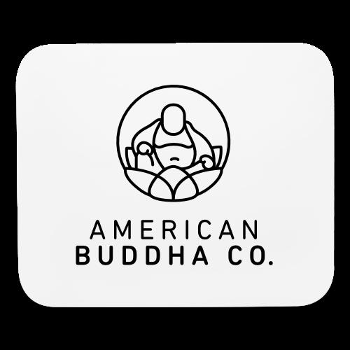 AMERICAN BUDDHA CO. ORIGINAL - Mouse pad Horizontal