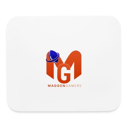 MaddenGamers MG Logo - Mouse pad Horizontal