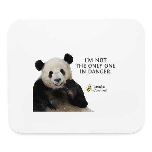 Endangered Pandas - Josiah's Covenant - Mouse pad Horizontal