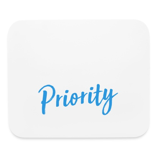 Self-Love is My Priority Shirt Design - Mouse pad Horizontal