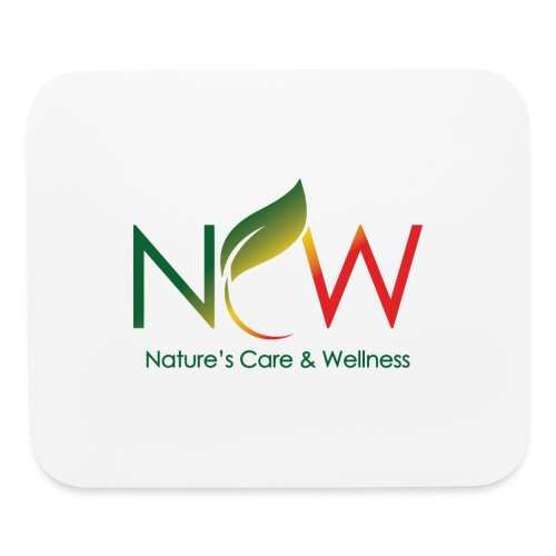 Ncw Small Logo - Mouse pad Horizontal