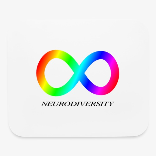 Neurodiversity - Mouse pad Horizontal