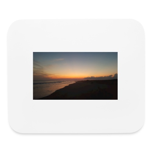 Ocean Sunset - Mouse pad Horizontal