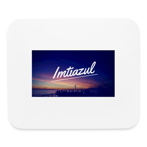 Copy of imtiazul - Mouse pad Horizontal