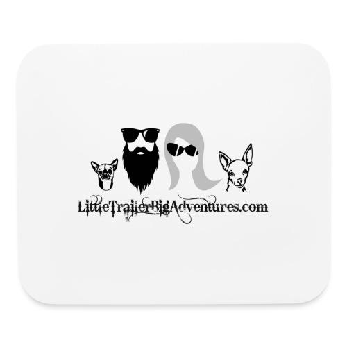LTBA Heads Logo - Mouse pad Horizontal