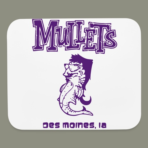 Mullets Color Series - Mouse pad Horizontal