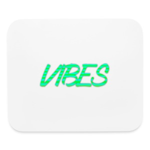 GREEN AND BLUE LOGO - Mouse pad Horizontal