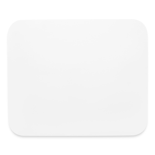 GAGFISH WIGHT LOGO - Mouse pad Horizontal