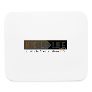 Hustle_Life - Mouse pad Horizontal