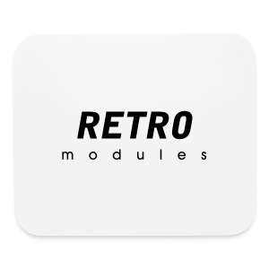 Retro Modules - sans frame - Mouse pad Horizontal