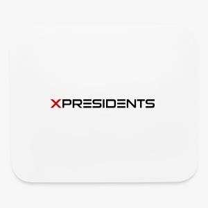 XP | Full Black Logo - Mouse pad Horizontal