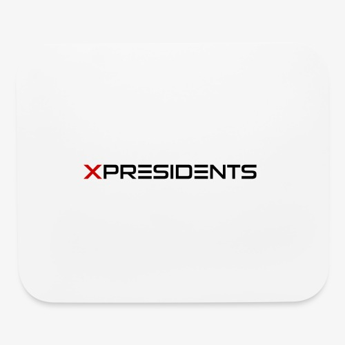 XP | Full Black Logo - Mouse pad Horizontal