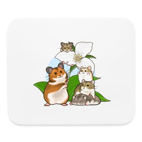 Ontario Hamster Club - Mouse pad Horizontal