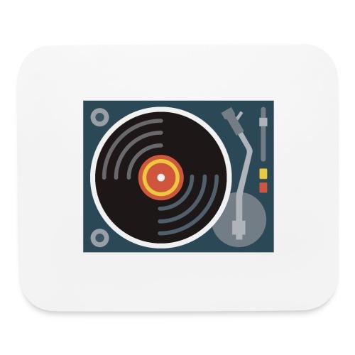 Turntable - Mouse pad Horizontal