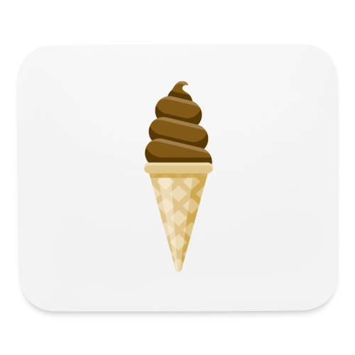 Soft Serve Ice Cream - Mouse pad Horizontal