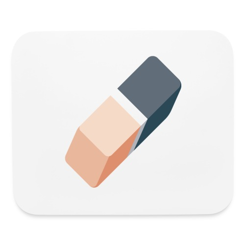 Rubber Eraser - Mouse pad Horizontal