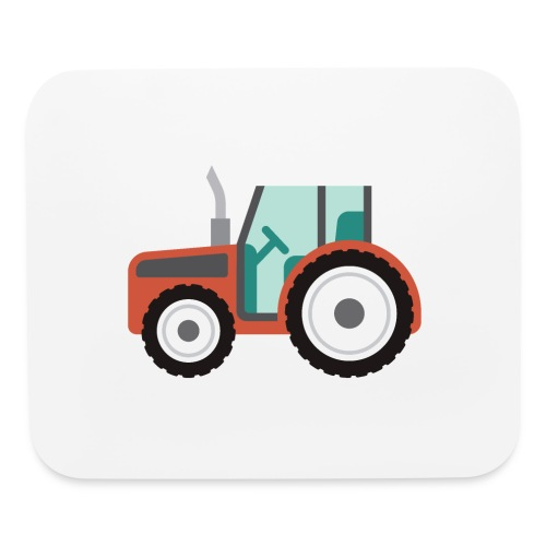 Tractor - Mouse pad Horizontal