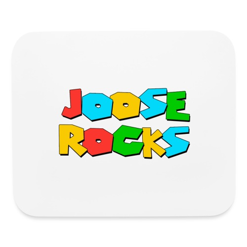 Super Joose Rocks - Mouse pad Horizontal