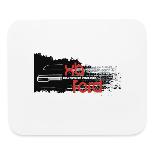 XB Coupe skid - Mouse pad Horizontal