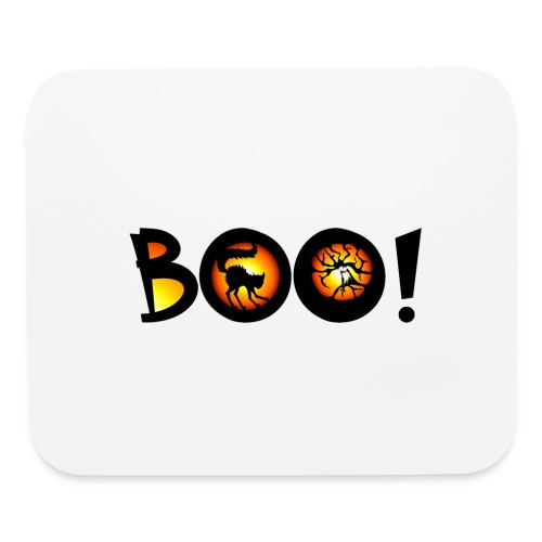 Happy Halloween Boo 3 - Mouse pad Horizontal