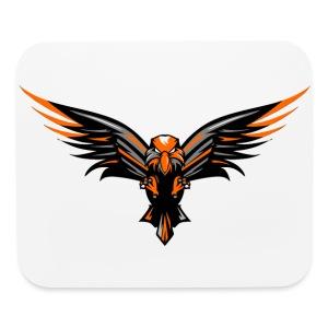 BrawNz Falcon Logo - Mouse pad Horizontal