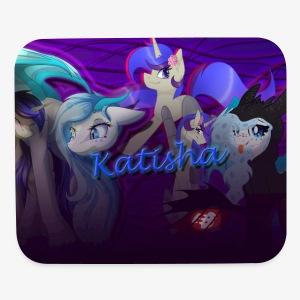 Katisha Signature - Mouse pad Horizontal