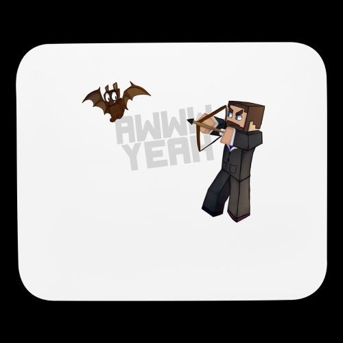 Awww Yeah (Bat) - Mouse pad Horizontal