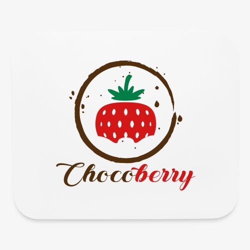 Chocoberry - Mouse pad Horizontal