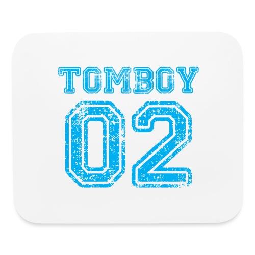 Tomboy02 png - Mouse pad Horizontal