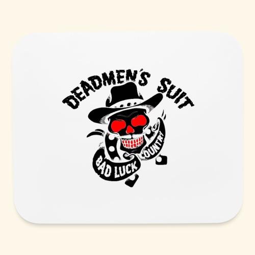 Deadmen's Suit Bad Luck#Skull - Mouse pad Horizontal