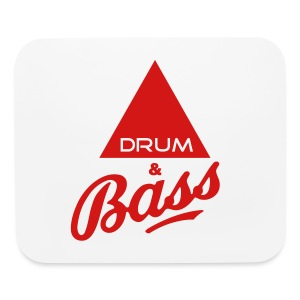 Drum and Bass - Mouse pad Horizontal
