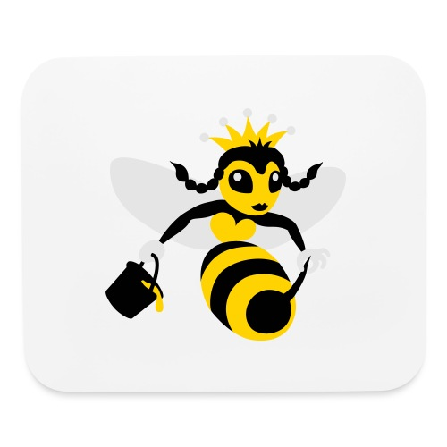 Queen Bee - Mouse pad Horizontal