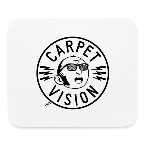 Carpet Vision final png - Mouse pad Horizontal