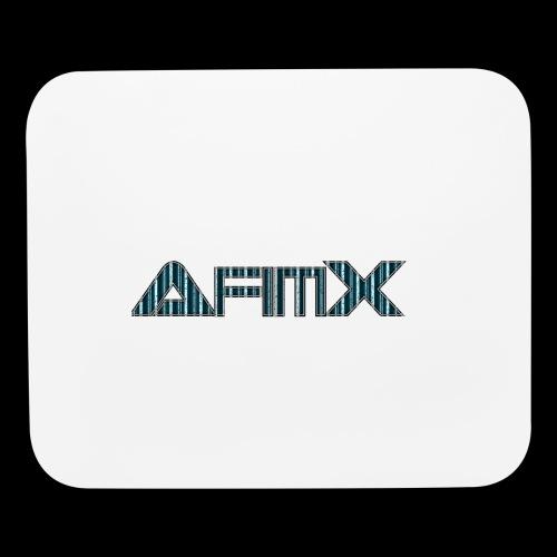 AfimX Logo Design - Mouse pad Horizontal