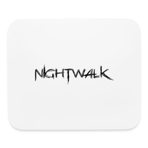 Nightwalk Logo - Mouse pad Horizontal