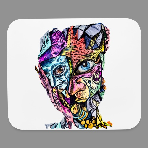 The Weight of Resentment - Mouse pad Horizontal