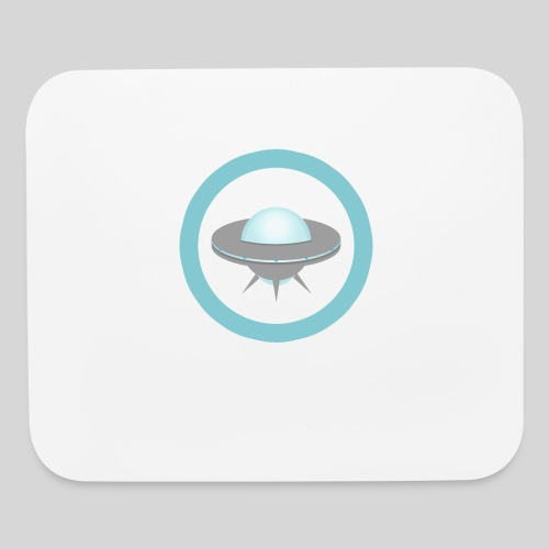 ALIENS WITH WIGS - Small UFO - Mouse pad Horizontal
