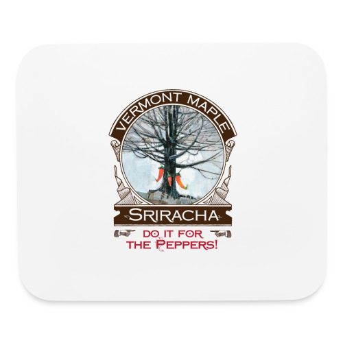 Vermont Maple Sriracha - Mouse pad Horizontal