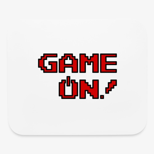 Game On.png - Mouse pad Horizontal