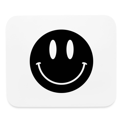 Smiley - Mouse pad Horizontal