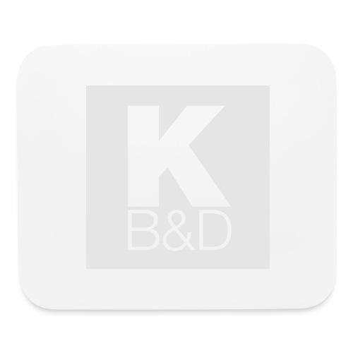 KBD_White - Mouse pad Horizontal