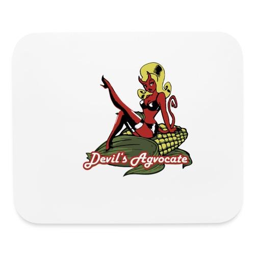 Devil's Agvocate - Mouse pad Horizontal